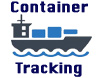 Container Shipping Tracking Logo