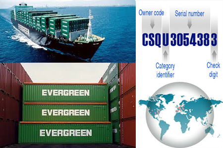Online EVERGREEN Tracking Number Barcode